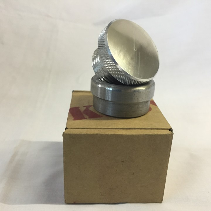 Polished Smooth Gas/Oil Cap