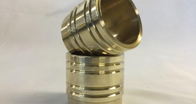 Brass Exhaust Tips